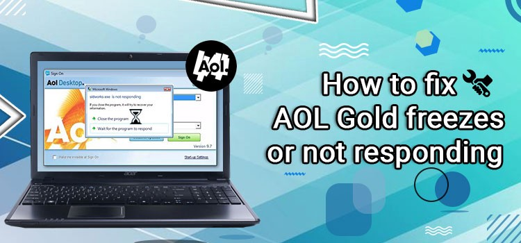 AOL Desktop Gold Not Responding