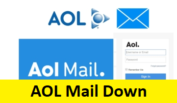 AOL mail that does not work