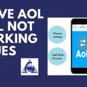 Why AOL Mail Not Working on desktop