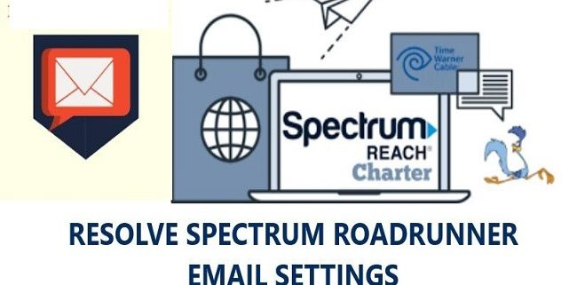 Settings for the Spectrum Email Server