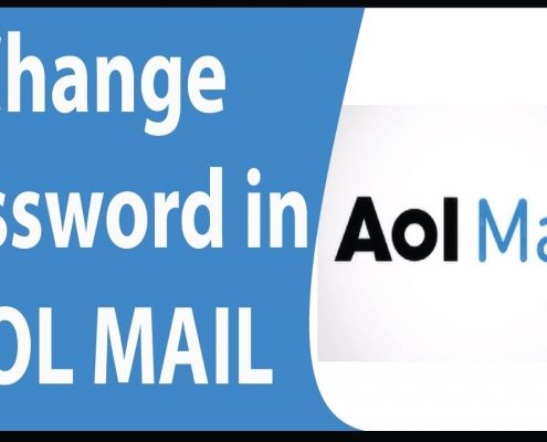 Change AOL Password in Chrome Browser